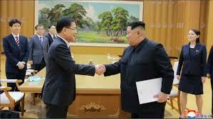 """कोरिया प्रायद्वीपमा नाटकीय परिवर्तन"""
