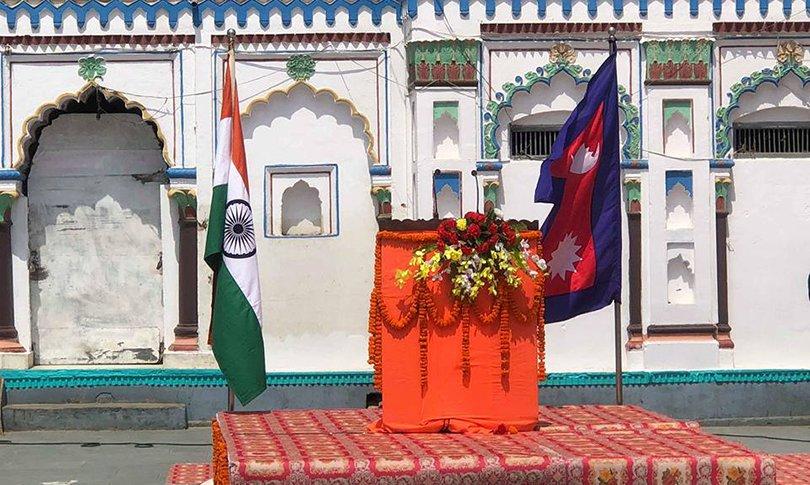 जानकी मन्दिरमा राष्ट्रिय झण्डा बिगारिएको भन्दै लालबाबुले मागे स्पष्टिकरण