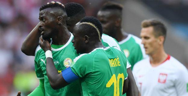 सेनेगलको जितसंगै पहिलो राउण्डको समाप्ति