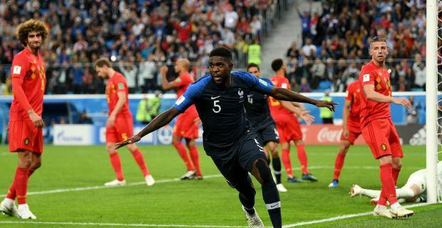 बेल्जियम लाई हराउदै फ्रान्स बन्यो विश्वकप फाइनल खेल्ने पहिलो टोलि