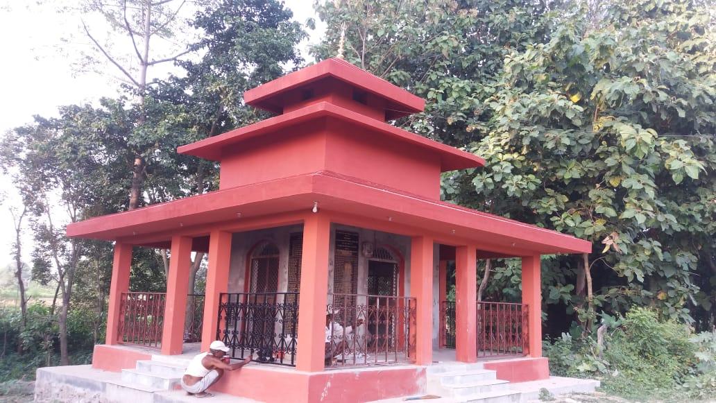 टिकापुरमा कालिका देवी मन्दिरको उद्घाटन !