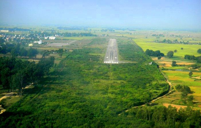 नेपालगञ्ज विमानस्थल विस्तारका लागि पहल