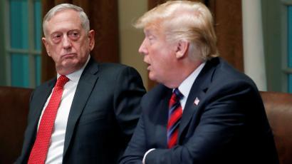 ट्रम्पसँगको विवादपछि अमेरिकी रक्षामन्त्री म्याटिसको राजीनामा