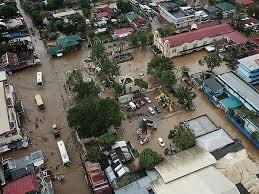 फिलिपिन्समा आँधीबाट २२ जनाको मृत्यु