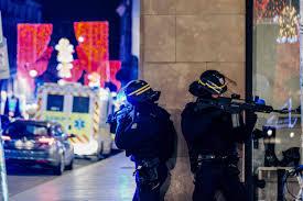 स्ट्रासबर्ग को शूटिंग : गानमैन तीन को मृत्यु