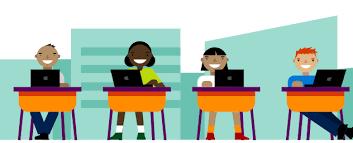 किताबी ज्ञान मात्रै पाएका विद्यार्थिलाई कम्प्युटर शिक्षा
