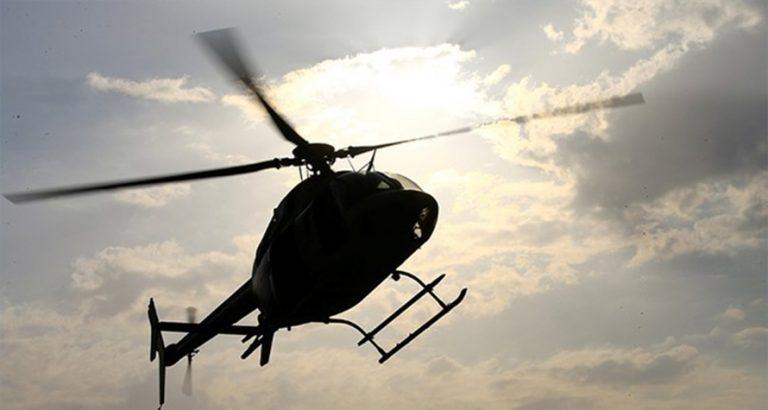 पर्यटनमन्त्री अधिकारी सवार हेलिकोप्टर दुर्घटनामा