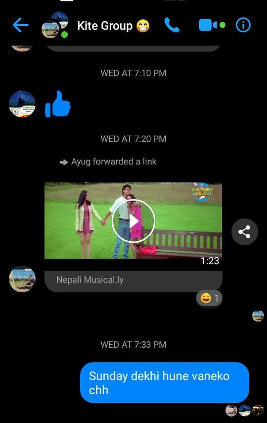 फेसबुक मेसेन्जरमा 'डार्क मोड' फिचर ,कसरि एक्टिभेट गर्ने