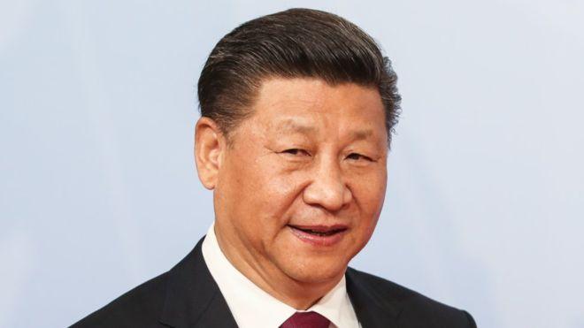 चिनियाँ राष्ट्रपति सी जिनपिङ नेपालमा