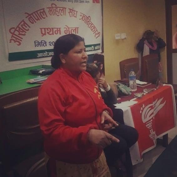 नेकपा नेतृ मिना चलाउने कपिलवस्तुबाट ९ महिनापछि रिहा