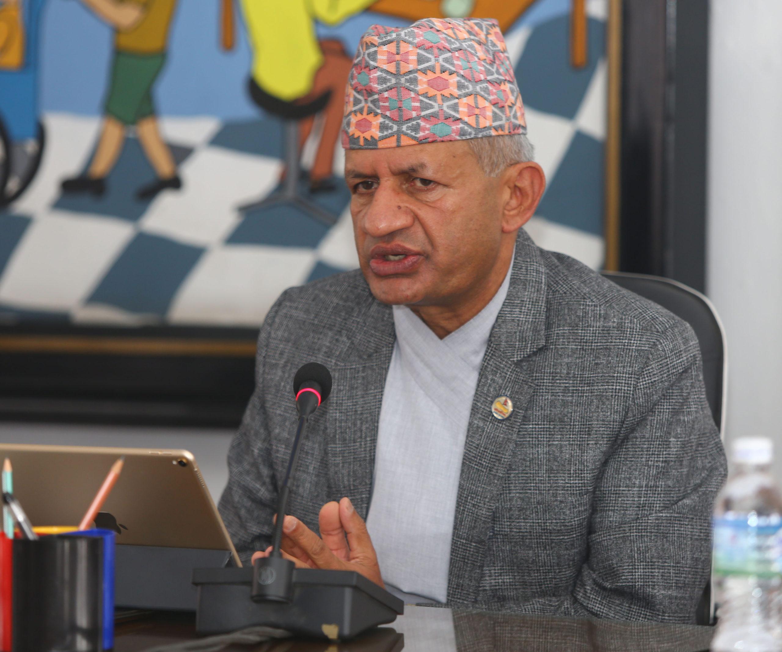 विदेशबाट २५ हजार नेपाली ल्याउने सरकारको तयारी