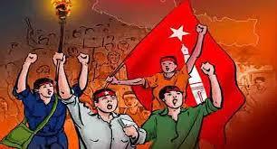 दार्चुलाका तीन विधार्थि संगठनकाे भारतिय हस्तक्षेप विरूद्द संयुक्त प्रेस विज्ञप्ति