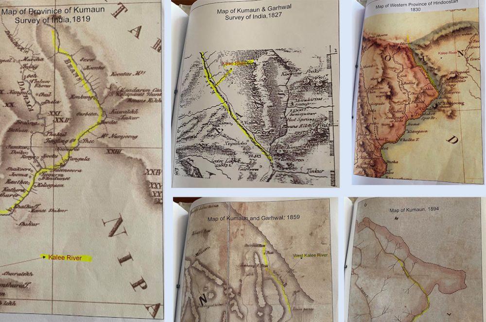 चन्द्र शमशेरको पत्र जसले लिम्पियाधुरासम्मै नेपाल प्रमाणित गर्छ
