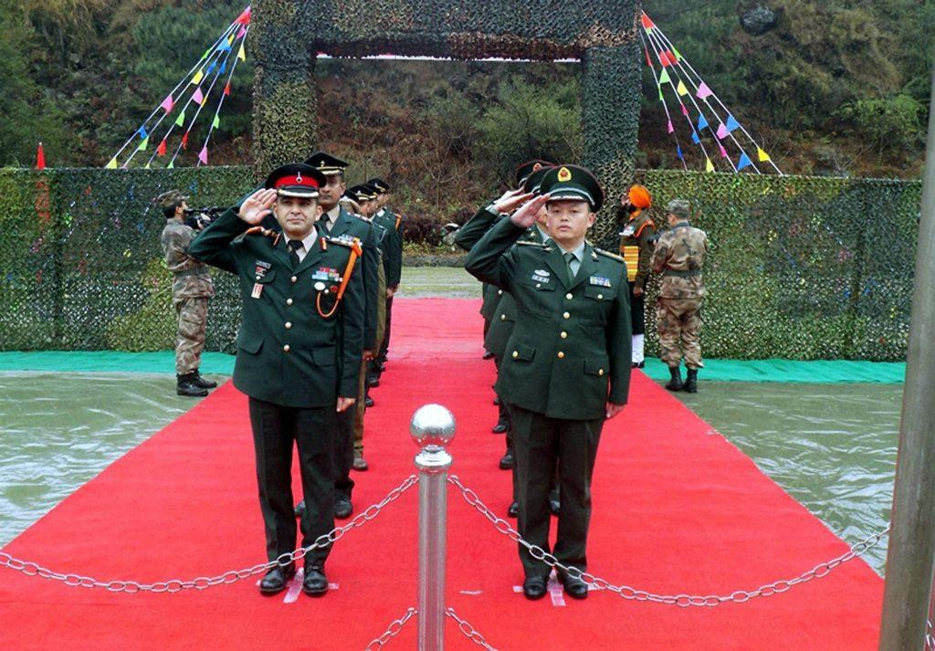 चिनियां सेनासंग भएको झड्पमा २० भारतिय सैनिकको मृत्यु भएको दावी