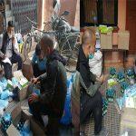 एकीकृत रामारोशन बिकास समाज कोटेश्वर काठमाडौ द्वारा रामारोशन गाउँपालिका अछाम लाई सहयोग
