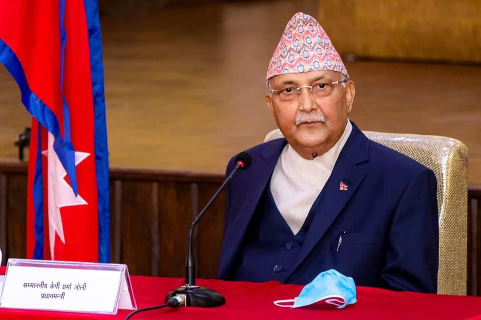 नेपालमा कोरोनाको असर कम हुन्छ, कृषि क्षेत्रमा क्रान्ति ल्याउनुपर्छः प्रधानमन्त्री ओली काठमाडौँपाटी
