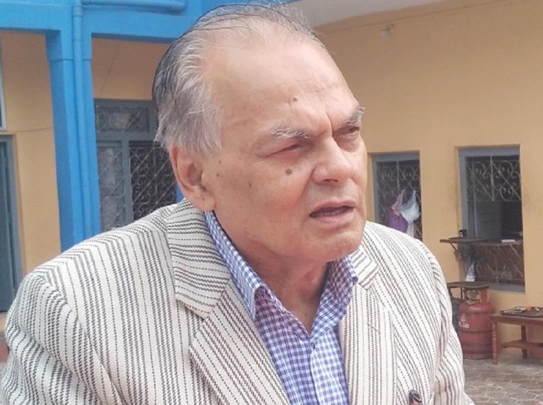 काँग्रेस पूर्वसहमहामन्त्री गोविन्दराज जोशीसहित तीन जना नेता पार्टीबाट निष्काशित