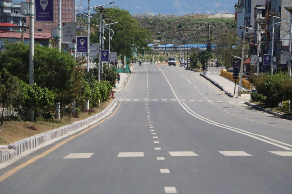 काठमाण्डु उपत्यकाका सबै सेवा बन्द, भदौ १५ सम्म गाडी बन्द गर्न माग