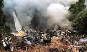 १९१ जना यात्रु बाेकेकाे एयर इण्डियाको विमान दुर्घटना