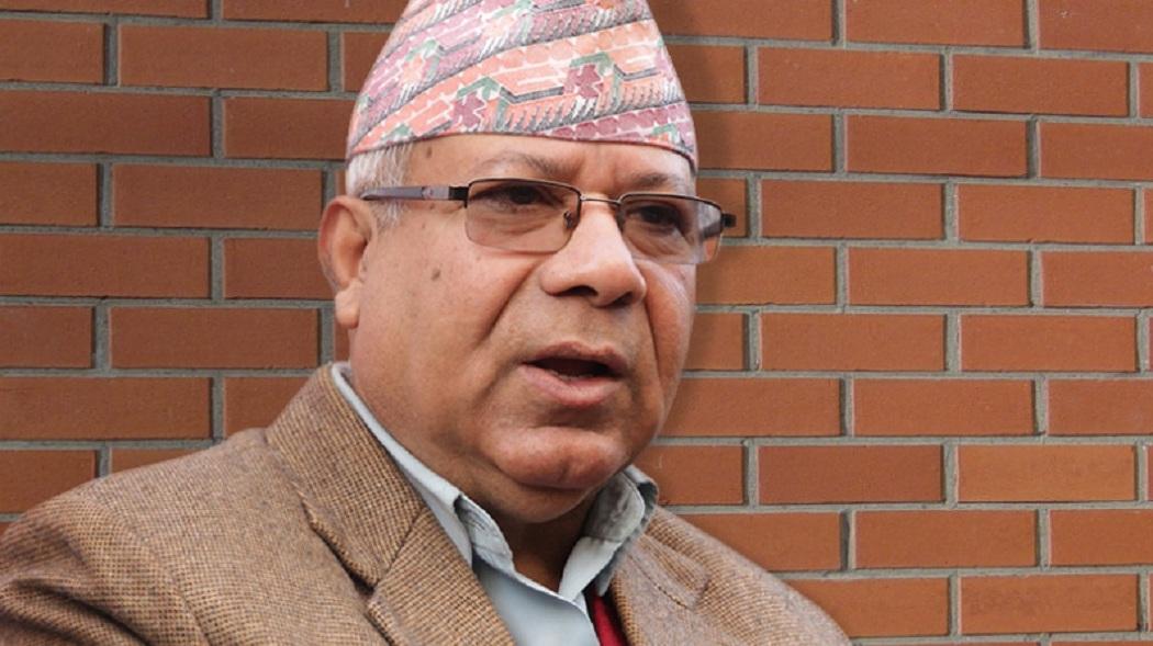 मलाई कुनै राजदुतले फकाउन सक्दैनः माधव नेपाल