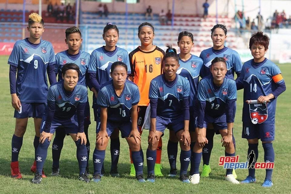 फिफाको महिला फुटवल वरियतामा नेपाल ९९औँ स्थानमा