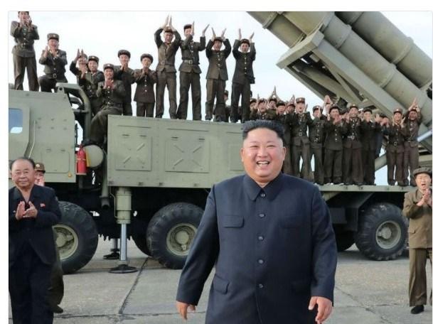 उत्तरकोरीयासगँ ६० वटा सम्म परमाणु बम रहेको अमेरीकी सेनाको दाबी, ५ हजार टन रासायनिक हतियार पनि ?