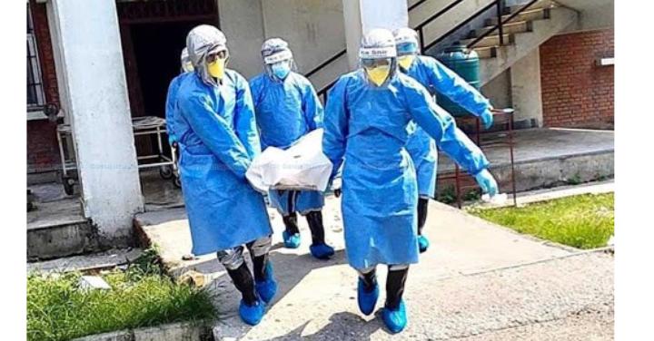 अछाममा कोरोना संक्रमणबाट १ जनाको मृत्यु ।