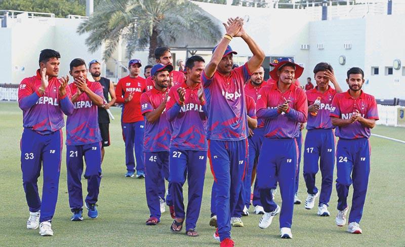 बल्ल पाए क्रिकेट खेलाडीले एक वर्षको पारिश्रमिक