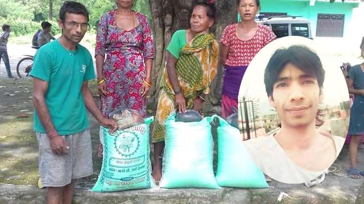 मैले चिनेका सच्चा समाजसेवी रिक्साचालक  केदार प्रसाद तिमल्सिना