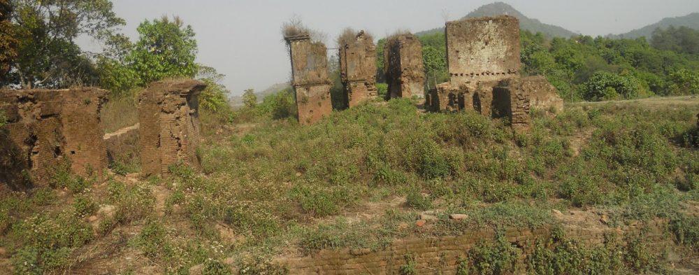 सिन्धुलीगढीमा भेटियो तात्कालिन युद्धमा प्रयोग भएको भाले खुँडा