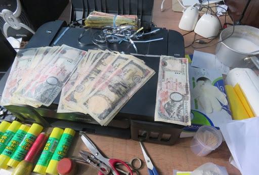 नक्कली पैसा छाप्ने दुई जना पक्राउ