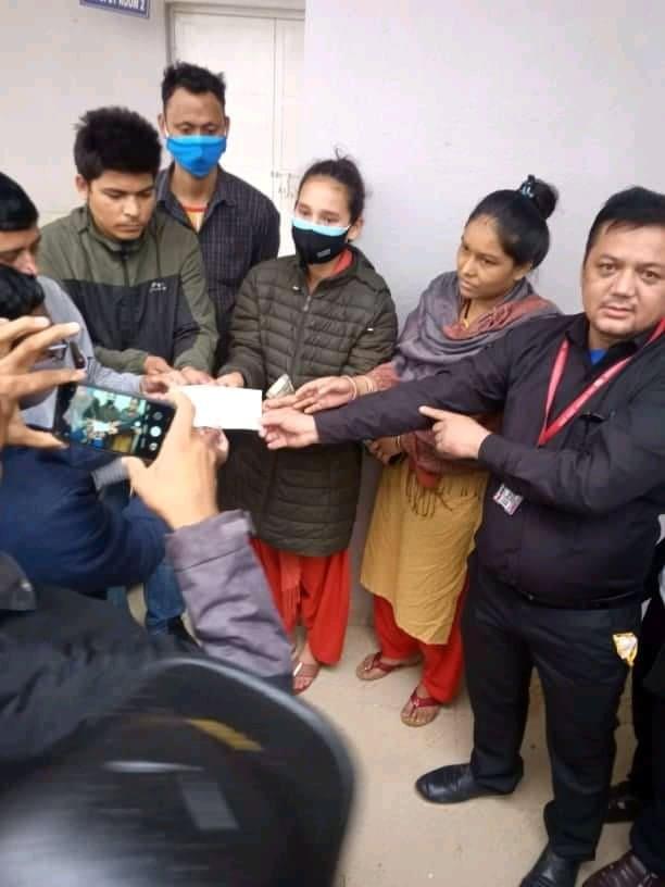 भारतकाे बैङ्गलोरमा एक नेपालीको मृत्यु