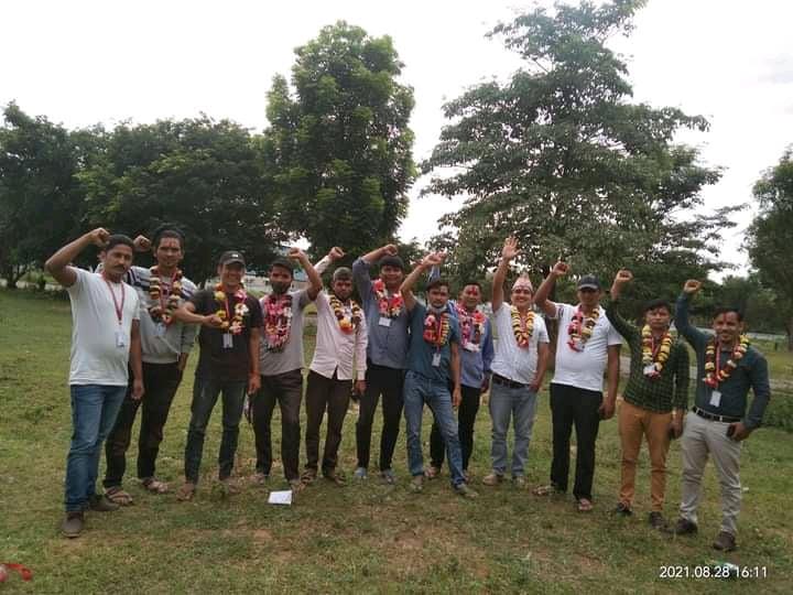 प्रवासमा युवाहरु एकीकृत जनक्रान्तिमा गोलबन्ध हुँदै
